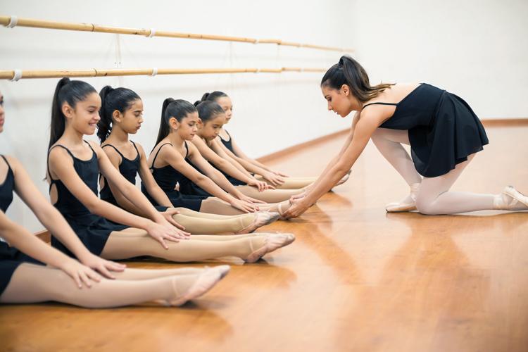 Learn to be a better dance teacher aus