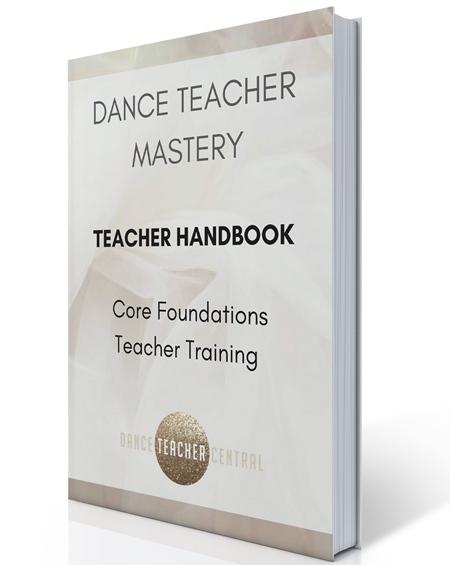 dance teacher academy